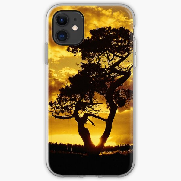 Tree Dance 2 iPhone Soft Case