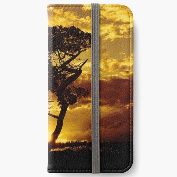 Tree Dance 2 iPhone Wallet