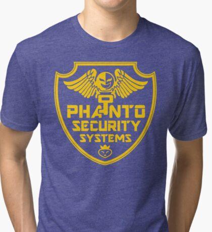 PHANTO SECURITY SYSTEMS Tri-blend T-Shirt