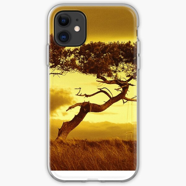 Tree Dance iPhone Soft Case