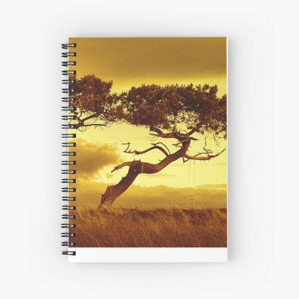 Tree Dance Spiral Notebook