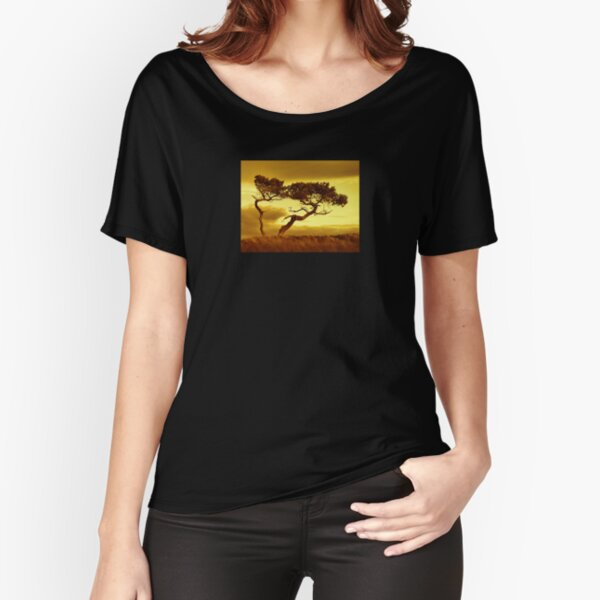 Tree Dance Relaxed Fit T-Shirt