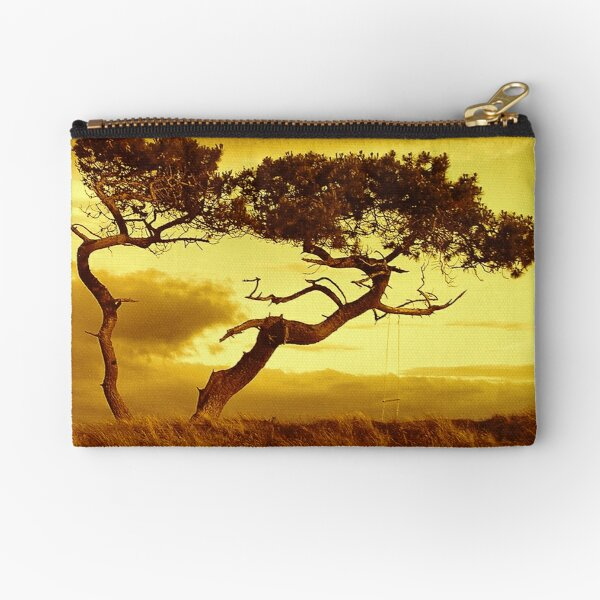 Tree Dance Zipper Pouch