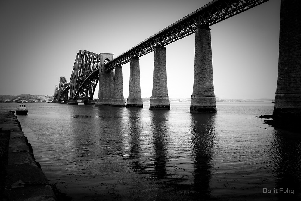 the pillars of the firth by Dorit Fuhg