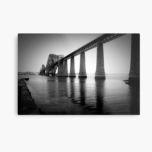 the pillars of the firth Metal Print