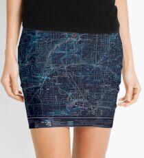 USGS Topo Map Washington State WA Ritzville 243470 1959 250000 Inverted Minirock