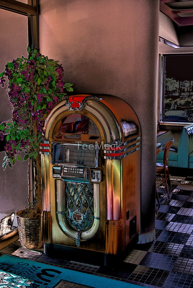"""Winsteads Drive In - Jukebox """"Rock Around the Clock"""" by TeeMack"""