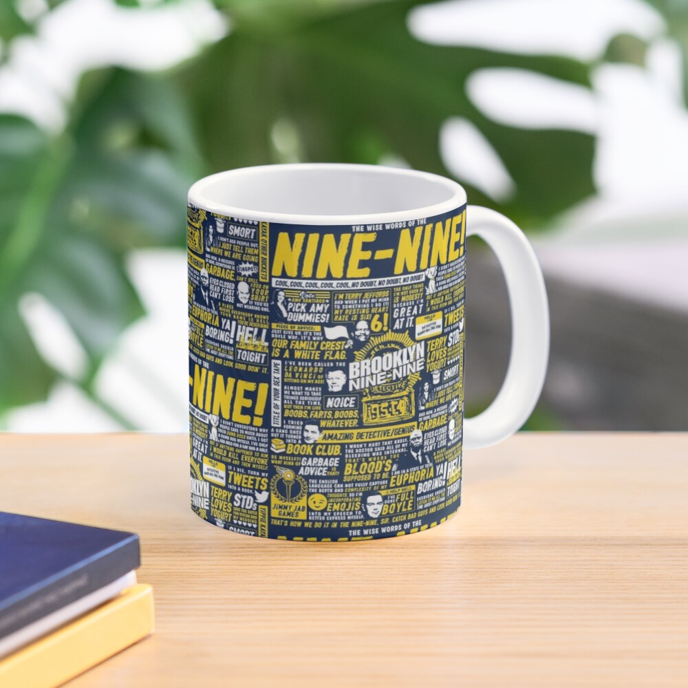Wise Words of the Nine-Nine Mug