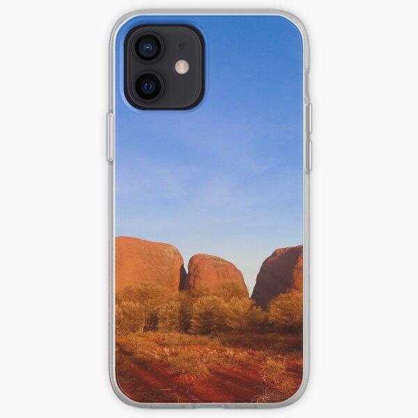 Kata Tjuta, The Olgas, Northern Territory, Australia iPhone Soft Case