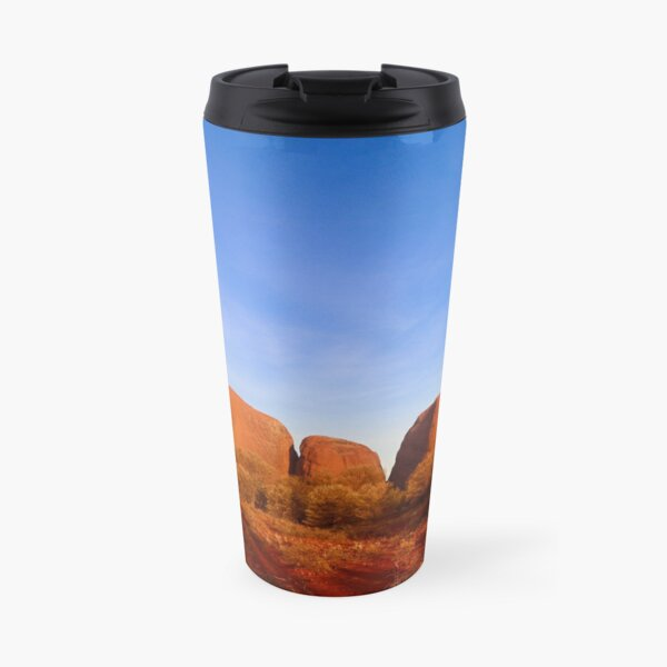 Kata Tjuta, The Olgas, Northern Territory, Australia Travel Mug