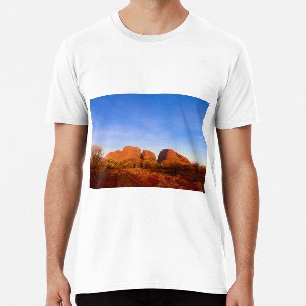 Kata Tjuta, The Olgas, Northern Territory, Australia Premium T-Shirt