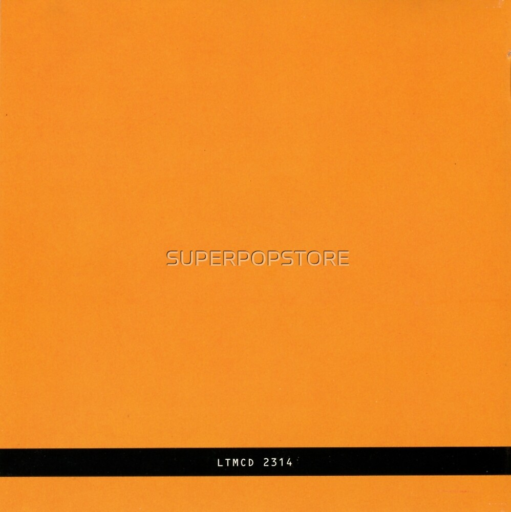 Section 25 - From The Hip - back by SUPERPOPSTORE