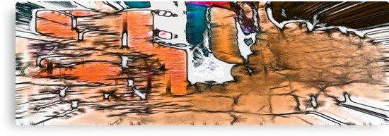 Untitled #7 by Benedikt Amrhein