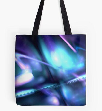 Light Dancing Tote Bag