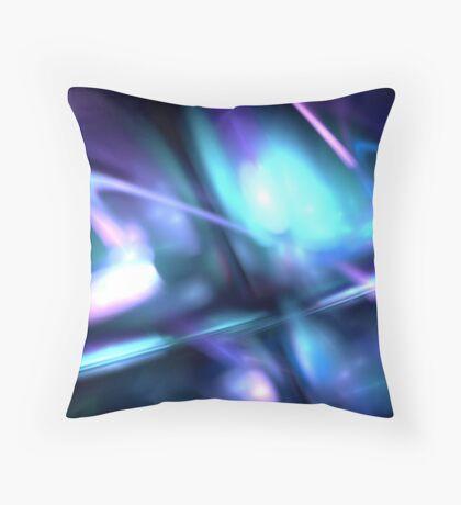 Light Dancing Throw Pillow