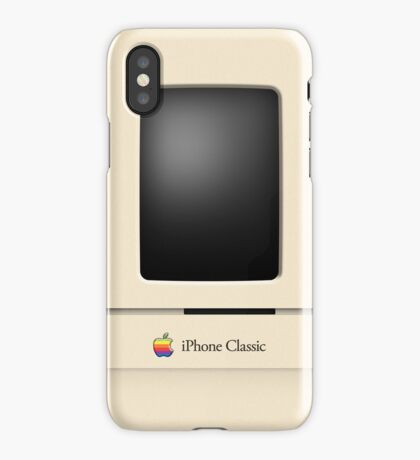 iPhone Classic iPhone Case