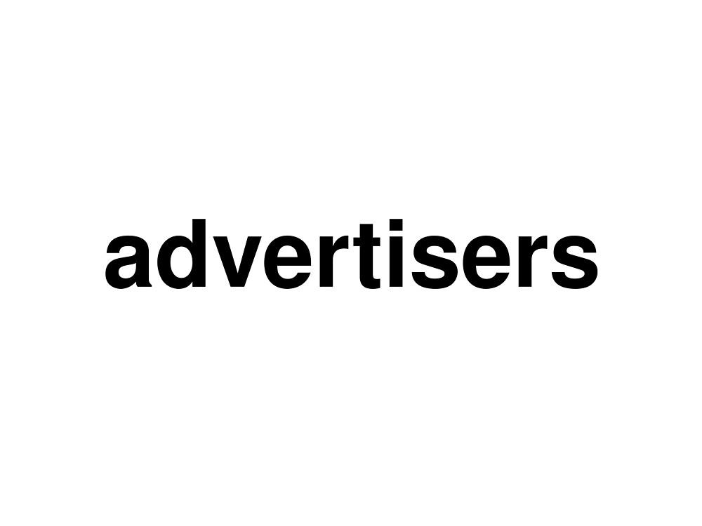 advertisers by ninov94