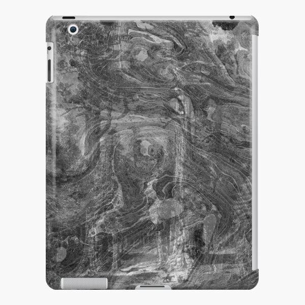 The Atlas of Dreams - Plate 30 (b&w) iPad Snap Case