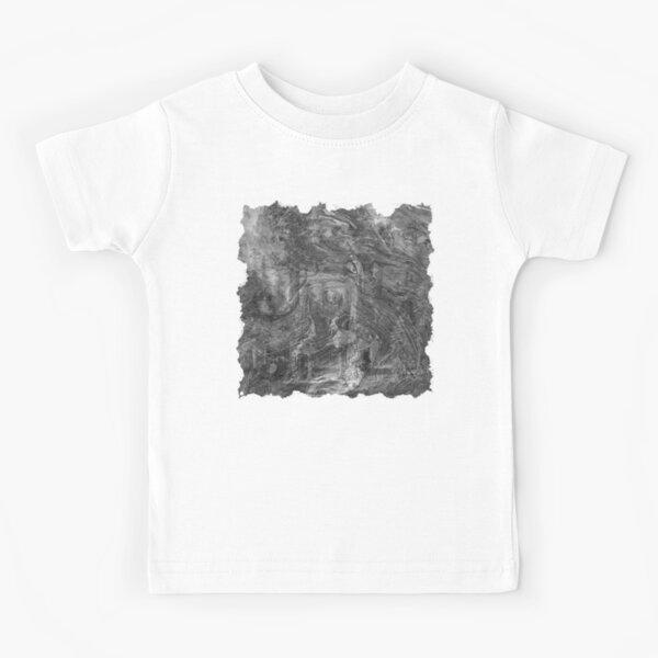 The Atlas of Dreams - Plate 30 (b&w) Kids T-Shirt