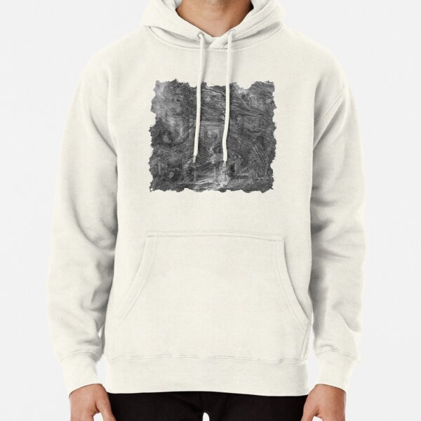 The Atlas of Dreams - Plate 30 (b&w) Pullover Hoodie