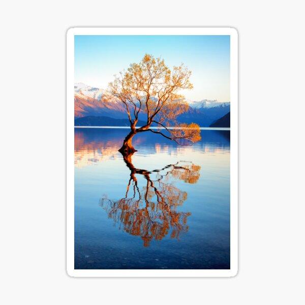 That Wanaka Tree Sticker