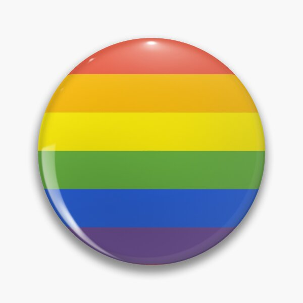 Flag lgbtq+ Pin