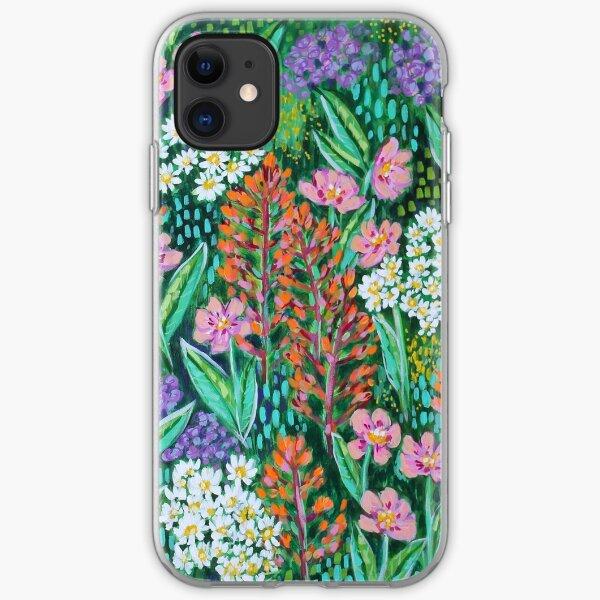 Desert Wildflowers iPhone Soft Case