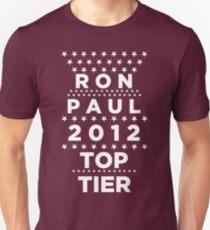 Ron Paul 2012 - Top Tier  T-Shirt