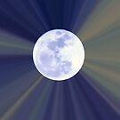 Radiant Moon by Kelly Nowak