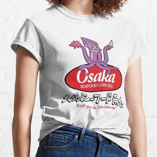 Osaka Seafood Concern Classic T-Shirt