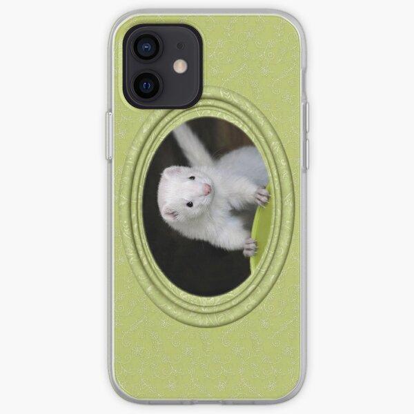 Ferret Sprin iPhone Case iPhone Soft Case