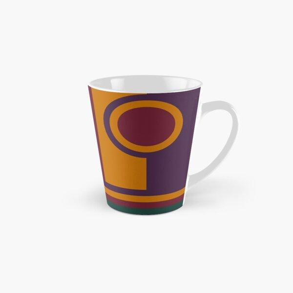 Abstract Tall Mug