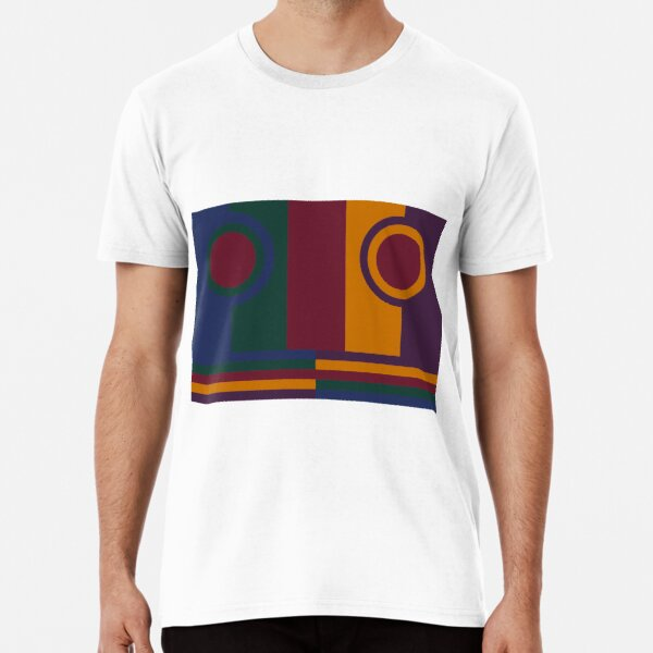 Abstract Premium T-Shirt
