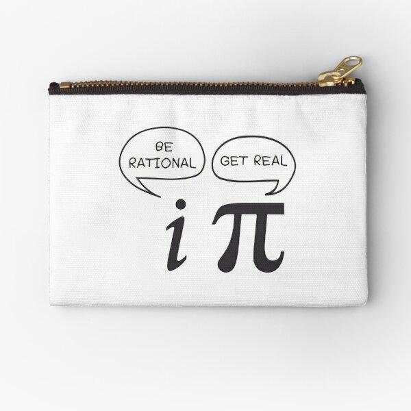 math joke Zipper Pouch