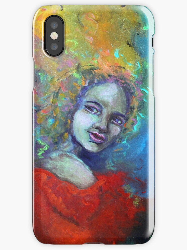 In Season Two iPhone Case by Denice Taylor Rinks