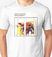 Section 25 - The Key Of Dreams - front T-Shirt