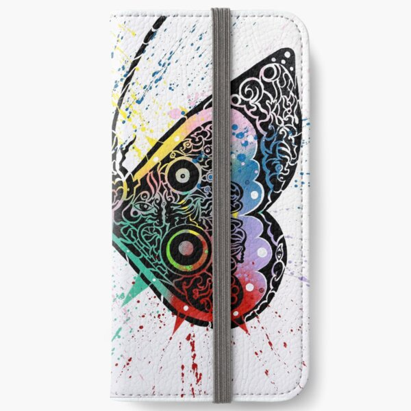 BUTTERFLY EFFECT iPhone Wallet