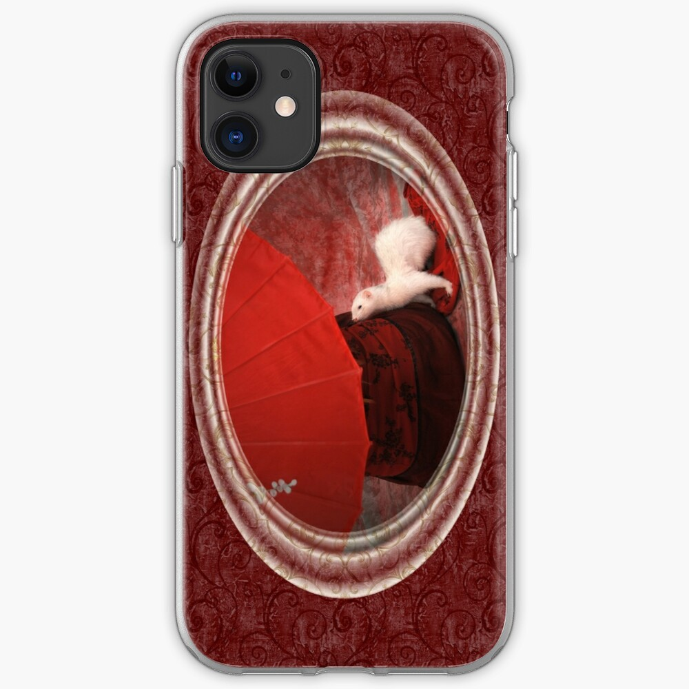 Red Passion iPhone Case iPhone Case & Cover