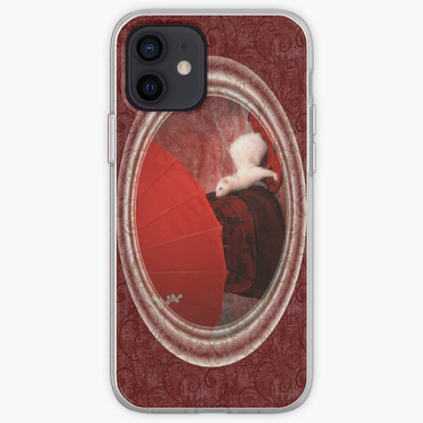 Red Passion iPhone Case iPhone Soft Case