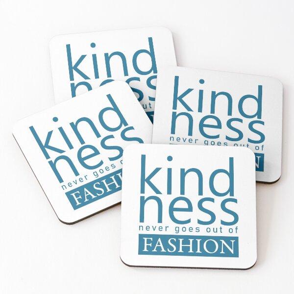 Kindness Coasters (Set of 4)