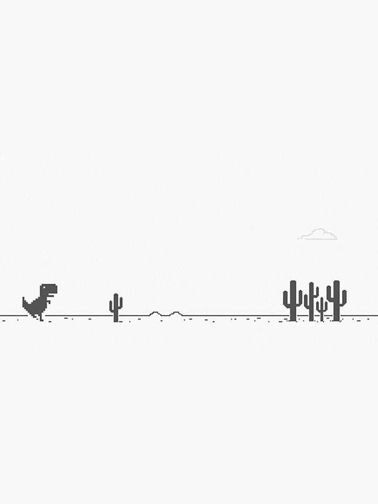 No Internet T-Rex by Mash701
