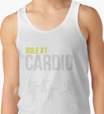 Zombie Survival Guide - Rule #1 Cardio Tank Top