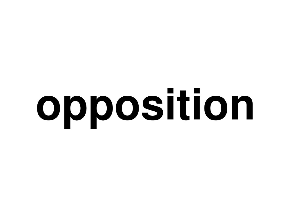 opposition by ninov94