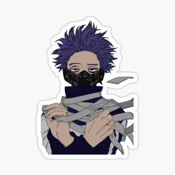 Shinsou - Dark Sticker