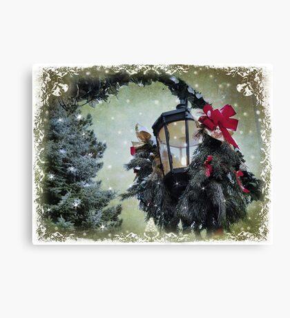 Christmas dreaming Canvas Print