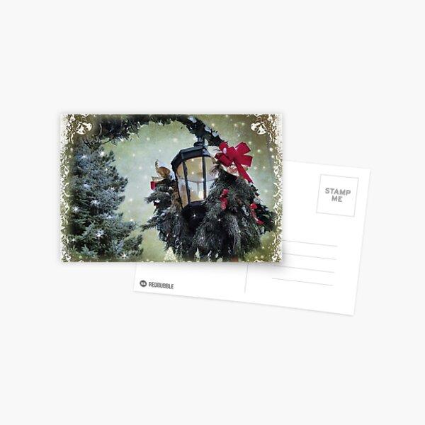 Christmas dreaming Postcard