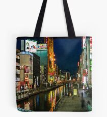 Electricity in the Air Tote Bag