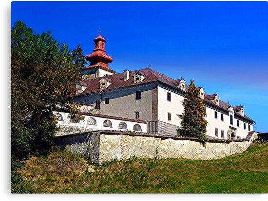Waldenfels castle VI by Patrick Jobst