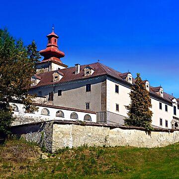 Waldenfels castle VI by patrickjobst
