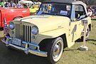 1949 Jeepster by AuntDot